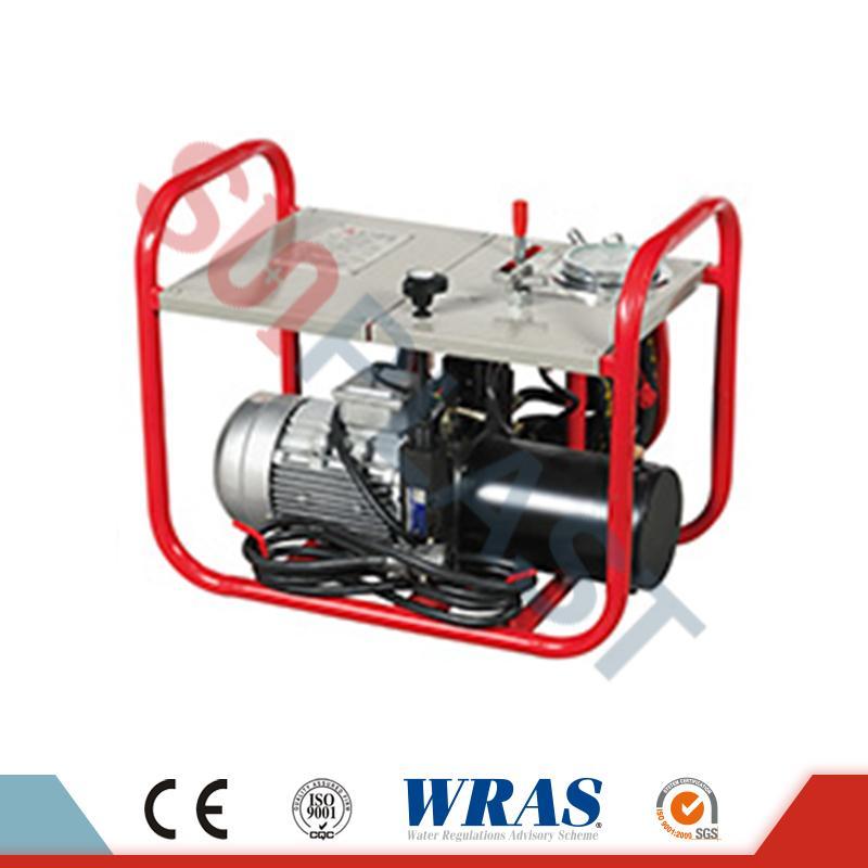 Svařovací stroj 63-160 mm pro svařování na tupo pro HDPE potrubí