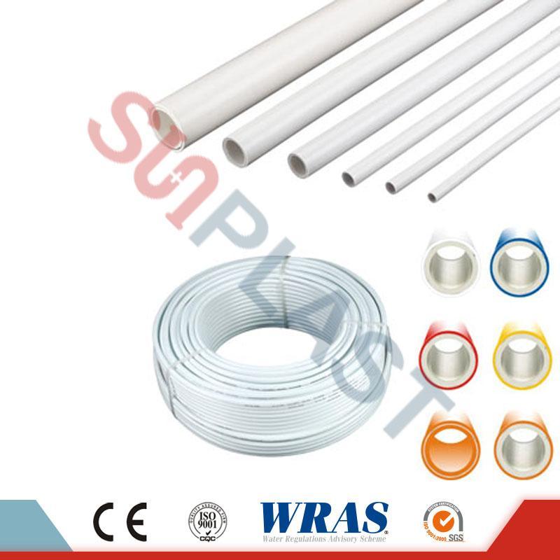 PERT-AL-PERT vícevrstvé potrubí pro vodovodní potrubí a potrubí Podlahové vytápění
