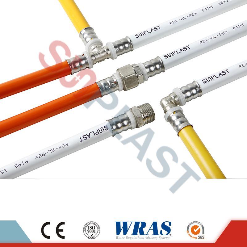 PEX-AL-PEX potrubí pro vodovodní instalace