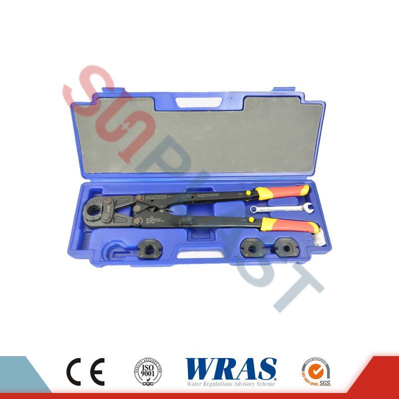 Lisovací nástroj pro PEX-AL-PEX potrubí & amp; Potrubí PEX