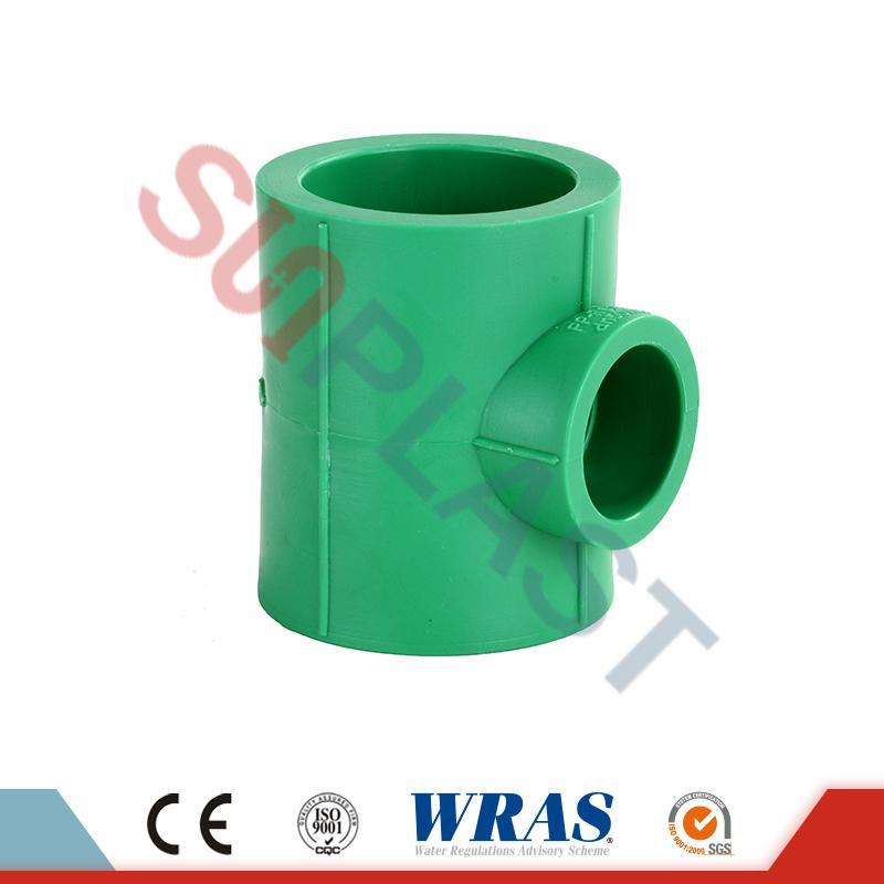 DIN8077 T-redukční redukční ventil