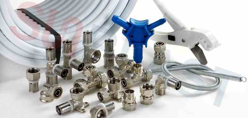 PEX-AL-PEX Fittings